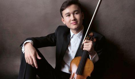 T.Adés:Colette Suite/Prokofjev:II.hegedűverseny/Csajkovszkij:VI.szimfónia ( Concerto&Lozakovich )