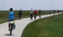 Kerékpártúra Hortobágy-Halastó területén