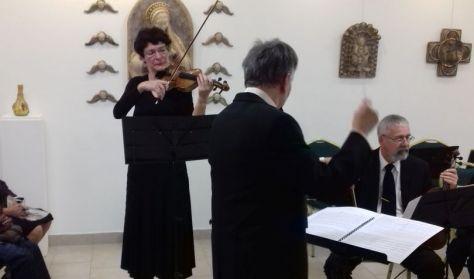Giusto Kamarazenekar - Komolyzenei Koncert