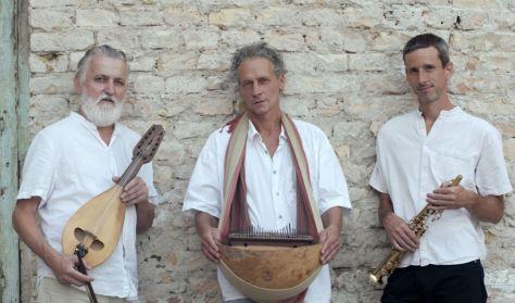 Trio Squelini, Rohmann Ditta és Csókás Zsolt