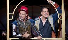 LILIOMFI - romantikus zenés komédia két részben - a Madách Színház előadása