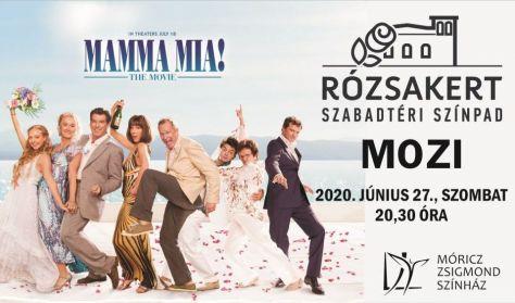 Rózsakert Szabadtéri MOZI - Mamma mia!
