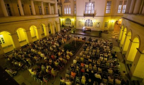 Holdfény Estek 2020, Hegedűs Endre hangversenye, Km. Hegedűs Katalin