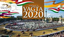 NEMZETI VÁGTA A HŐSÖK TERÉN 2020