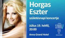 Horgas Eszter születésnapi Koncertje