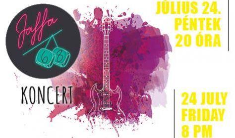 Jaffa68 koncert