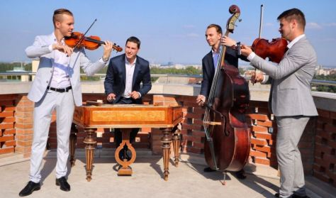 Pálházi Bence bandája - koncert és táncház