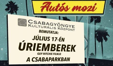 Csabai AutósMozi - Úriemberek