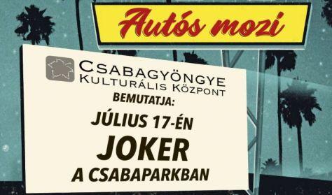 Csabai AutósMozi - Joker