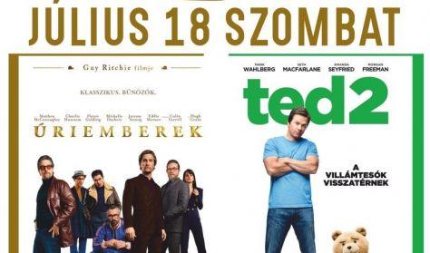 Expo AutósMozi - Ted 2.