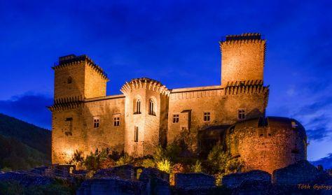 A legenda életre kel – A Diósgyőri vár titokzatos éjszakája