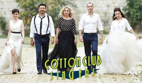 NEGYEDSZÁZ! A Cotton Club Singers Jubileumi Koncertje