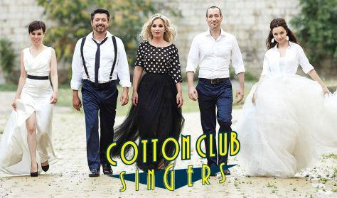 NEGYEDSZÁZ! - A Cotton Club Singers Jubileumi Koncertje