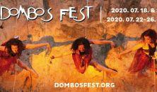 Dombos Fest 2020 - fesztiváljegy - július 18-21-22-23-24-25-26