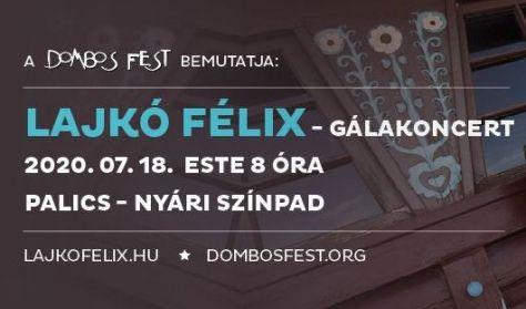 Lajkó Félix - Gálakoncert - Palics