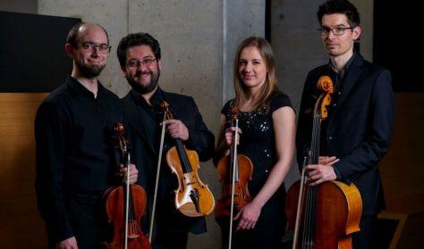 Classicus Quartet: Das Wohltemperierte Streichquartett IX. - Intermezzo