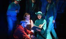 A PADLÁS - musical két részben - a Csokonai Színház előadása