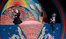A CSIZMADIA, A SZÉLKIRÁLY ÉS A NYÚLPÁSZTOR ESETE - zenés mesejáték - a Vojtina Bábszínház előadása