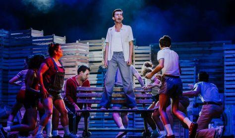 Magyarock Dalszínház: Szép nyári nap- NEOTON musical