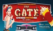 Autósmozi és Street Food Park - HORROR PARK  -  Moziélmény négy keréken