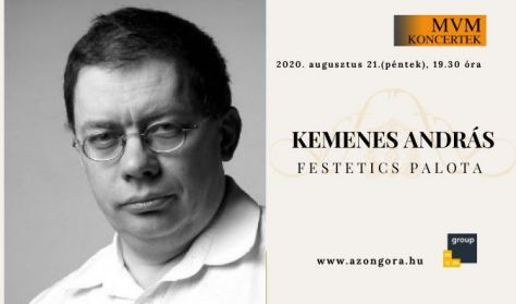 Kemenes András zongoraestje