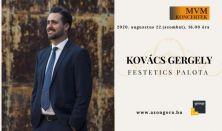 Kovács Gergely zongora koncertje
