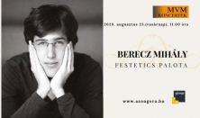 Berecz Mihály zongora koncertje