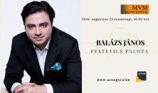 Balázs János zongora koncertje