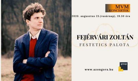 Fejérvári Zoltán zongoraestje