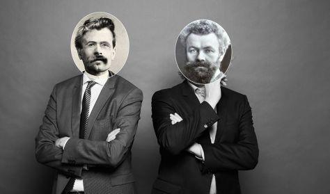 Páratlan párok: Nietzsche–Munkácsy