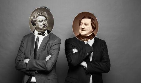 Páratlan párok: Rossini – Id. Dumas