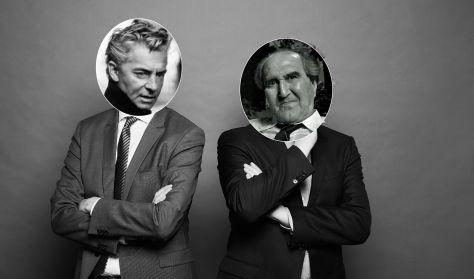 Páratlan párok: Karajan–Szentkuthy