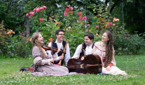 Az Ensembe 430 koncertje - Ars Sacra Fesztivál