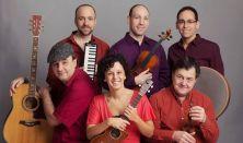 Kárász Eszter és az Eszter-lánc mesezenekar koncertje
