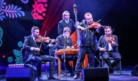 Koncert és Táncház: Tokos zenekar