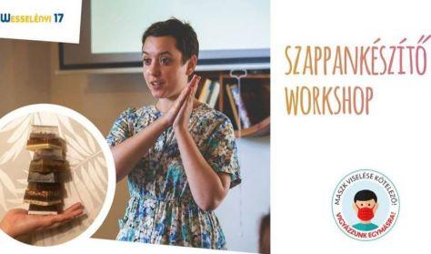 Zero Waste fürdőszoba & szappankészítő workshop a Vászonzsákos lánnyal