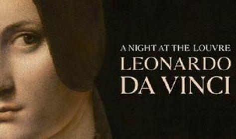 Egy éjszaka a Louvre-ban: Leonardo da Vinci