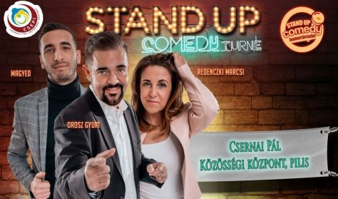 Stand Up Comedy Turné