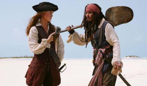 Csillag Mozi: A Karib-tenger kalózai 2.- Holtak Kincse