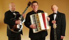 Zene az kell - Molnár Trió: A harmónika virtuóza