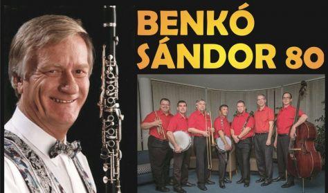 Benkó 80 - emlékkoncert és kiállítás