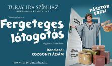 FERGETEGES LÁTOGATÁS
