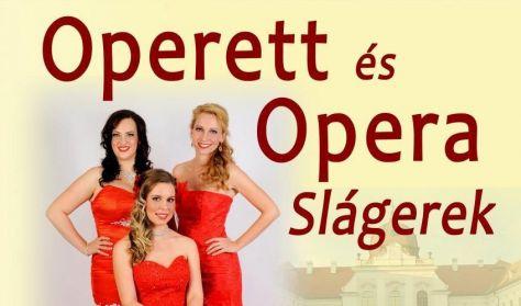 Operett és Opera Slágerek