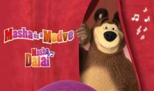 Masha és a medve: Masha dalai