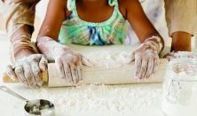 Főző workshop gyerekeknek
