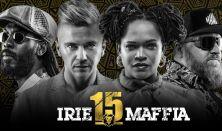 Rózsakert Szabadtéri koncert - Irie Maffia