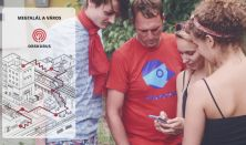 Obskurus - Megtalál a város / városi csapatjáték 2-8 fős csapatok részére