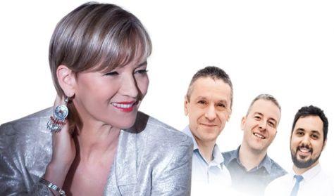 Illényi Katica és a Sárik Péter Trió koncert