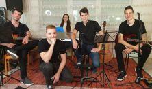 Zenés péntek este László Attilával és zenekarával
