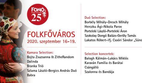 FONÓ25 - Kamara Selection